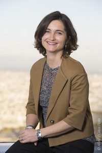 Anne Yvrande-Billon, vice-présidente de l'Arafer