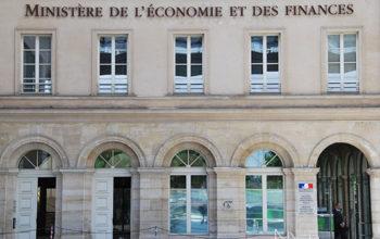 minsitère Economie et Finances