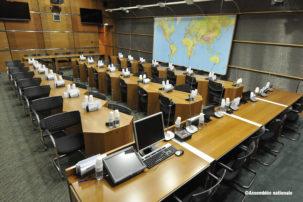 Commission développement durable aménagement du territoire Assemblée nationale