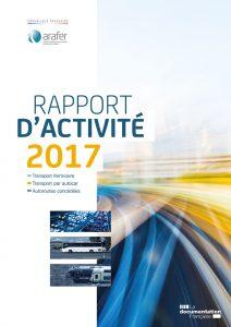 Le rapport d'activité 2017 de l'Arafer est en ligne