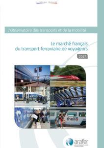 Publication du bilan du transport ferroviaire de voyageurs sur l'année 2017