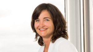 Anne Yvrande-Billon, vice-présidente de l'Arafer, invitée à intervenir à l'Université Paris-Dauphine