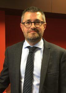 Fabien Couly nommé directeur des études et de l'observation des marchés de l'Arafer