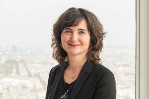 Anne Yvrande-Billon, vice-présidente de l'Arafer, invitée par le régulateur gabonais