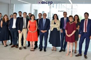 Réunion inter AAI-API - Arcep - juillet 2019