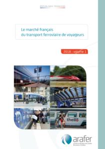 Publication du premier volume du bilan du marché du transport ferroviaire de voyageurs pour l'année 2018