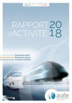 Couverture rapport activite 2018 art