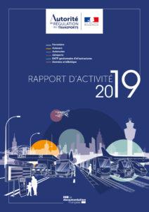 Publication du rapport d'activité 2019 de l'Autorité de régulation des transports