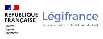 Legifrance