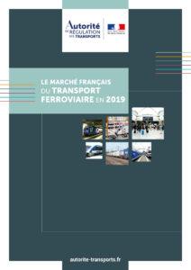 Publication du bilan du marché du transport ferroviaire en 2019