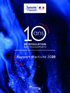 Publication du rapport d'activité 2020 de l'Autorité de régulation des transports