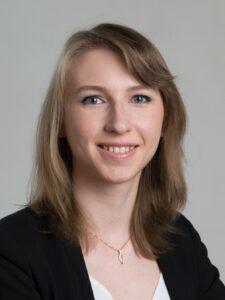Geneviève Lallemand-Kirche rejoint l'ART en qualité de directrice, adjointe au secrétaire général